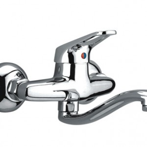 Wall Mounted Lavatory Mixer