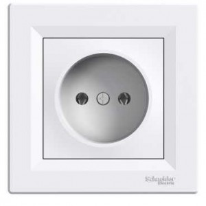 Socket Outlet (White)