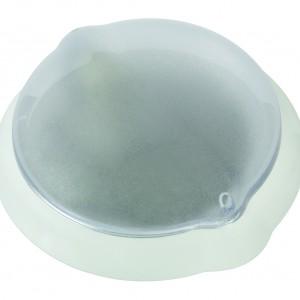 Yakut Globe White Lighting Fixture